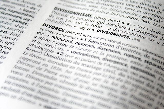 DIVORCE SANS JUGE : UN DIVORCE TRÈS FRANCO-FRANÇAIS